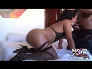 Gorgeous brazilian / blowjob cumshot lingerie anal babe interracial fingering orgasm fishnet brazilian