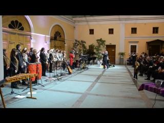 """Danza boliviana """"el caporal"""" interpretada por grenada de rusia"""