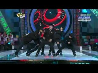 Dance Performance  Beast (B2ST) - Ice Box + Hey, Baby  (MBC Star Dance Battle - )
