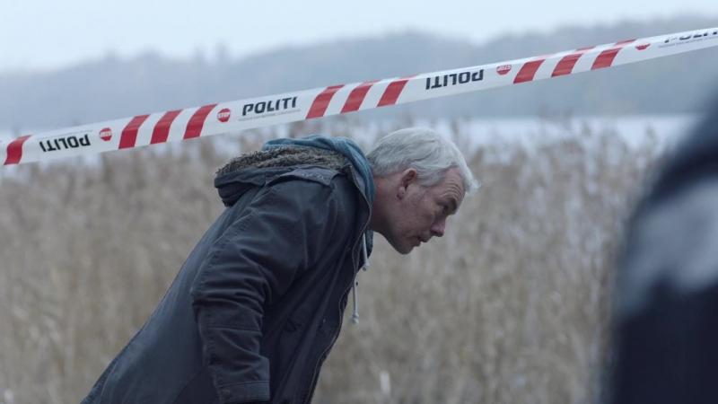 Дикте Свендсен 3 сезон