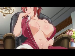 (BDRip) Maken-ki! Two - 01 серия Ancord