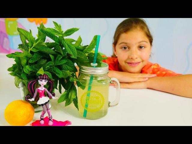 Limonata tarifi. Polen evde limonata yapımı anlatıyor - Ah Cici Kız
