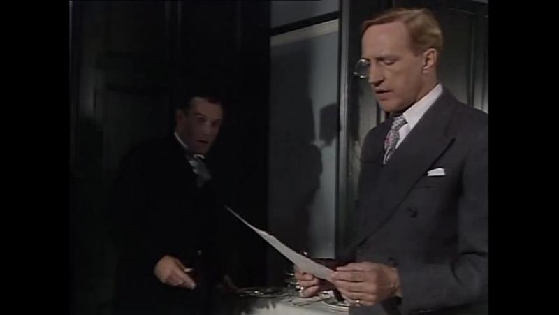 Лорд Питер Уимзи Смертельный яд 2 серия Англия Детектив 1987