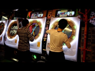 Japanese Arcade Rhythm Games