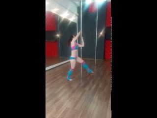 Ирина Кравец, тренер ROYAL pole dance