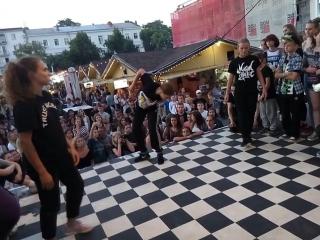 ХипХопСвадьба - Hip-Hop pro - Львовская vs Dora vs Di