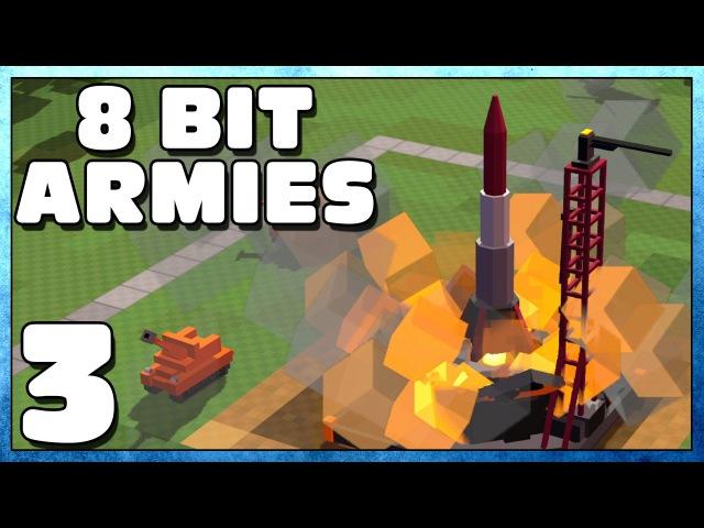 8 Bit Armies Одна Секунда Часть 3 АНГЛ