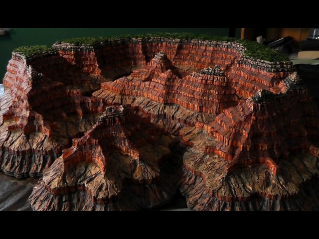 Grand Canyon model building Christian message!