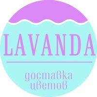 Логотип Доставка цветов Воронеж / LAVANDA