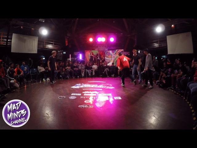 Bkidz battle 2016 Final past