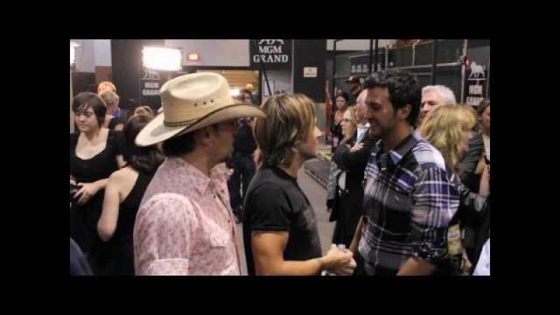 Keith Urban Urban Developments Episode 55 Behind The Scenes At The ACM's Brooks Dunn Tribute