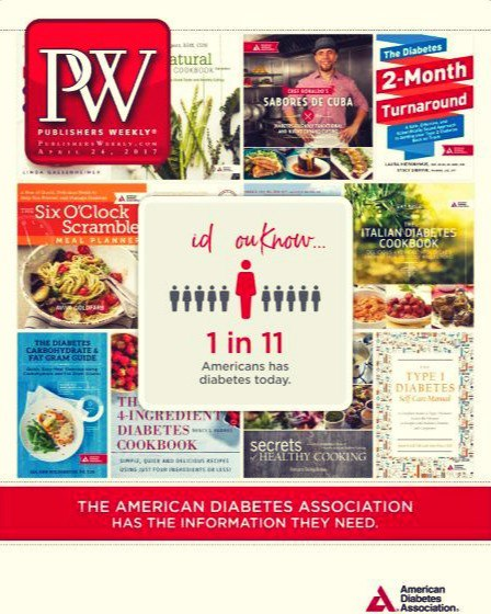 Publishers Weekly April 24 2017