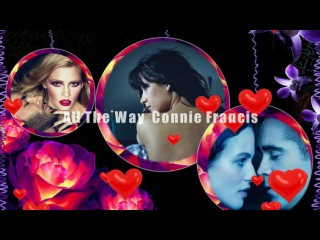 Connie Francis - All The Way - Film Dailymotion