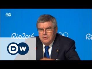 Томаса Баха назвали в Германии злым духом Олимпиады