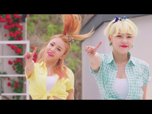 [K-pop]타히티 5th 싱글앨범 알쏭달쏭 MV 영상 - Tahiti MV