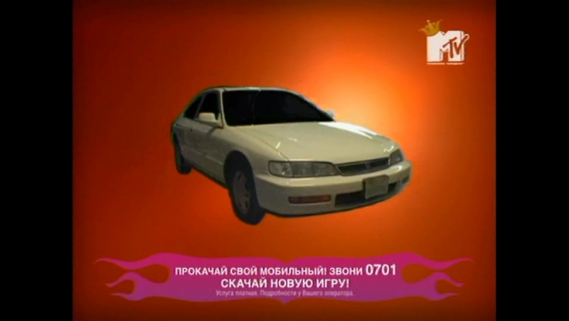 Две тачки две прокачки Trick It Out СЕР 2 Honda Accord 1996 Audiovision vs Motor FX