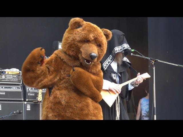 Нейромонах Феофан - Live @ Anabuk, Москва 29.05.2016 (полный концерт)