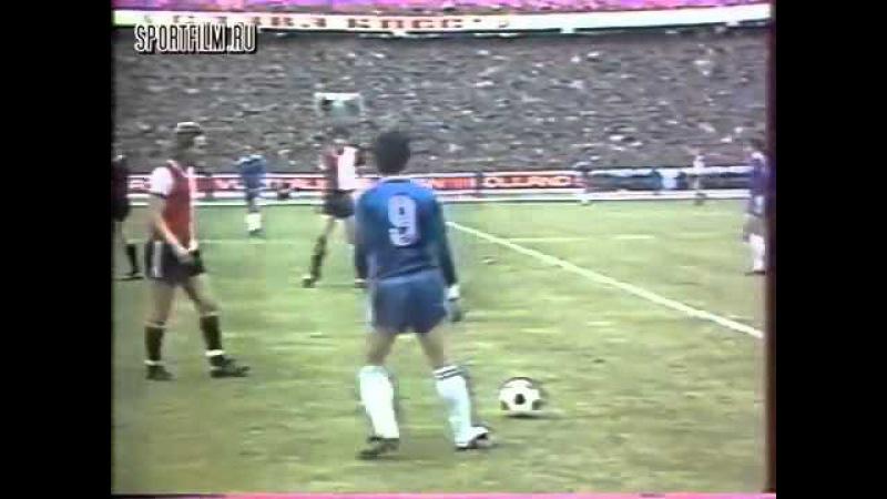 Dinamo Tbilisi vs Feyenoord ECWC SF 1980 1981