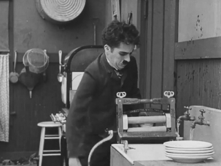 Чарли Чаплин - Ломбрад, 1916 г. (Charlie Chaplin - The Pawnshop full movie HD, 1916)