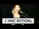 I Have Nothing Whitney Houston Alyona cover