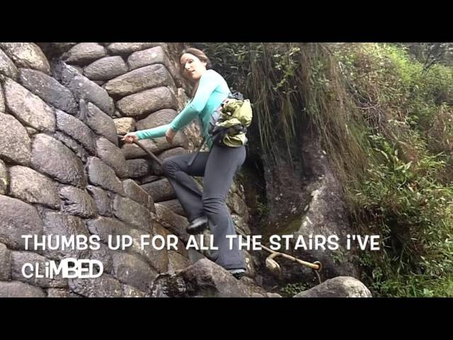 Hiking the Huayna Picchu Stairs of Death (Wayna Picchu) in Peru - Bucket List Adventure
