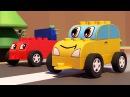 🚂 ЧиЧиЛенд - Длинный поезд - Мультики про машинки и паровозики - Играем с констру