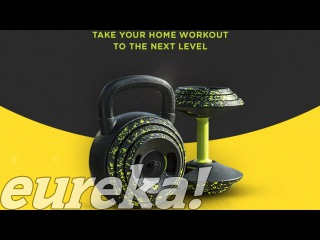Practix - The ultimate fitness product for your home workout by Sivan Entelis & Assaf van Trienen