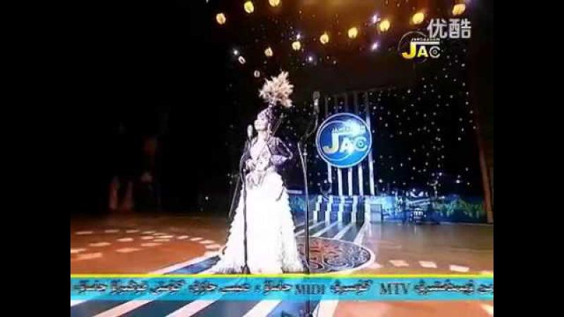 Угай Ай Сания Өнерханқызы. Халық әні. Кытай казактары.