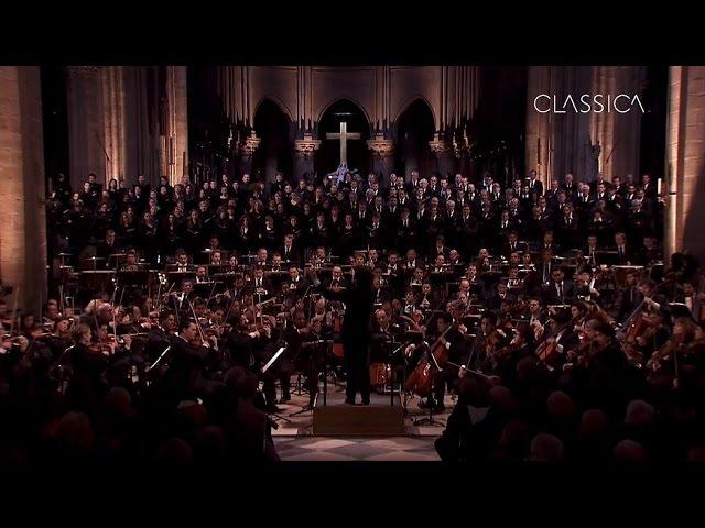 Hector Berlioz: Grande Messe des morts - Gustavo Dudamel (Notre-Dame de Paris 22-01-2014, HD 1080p)