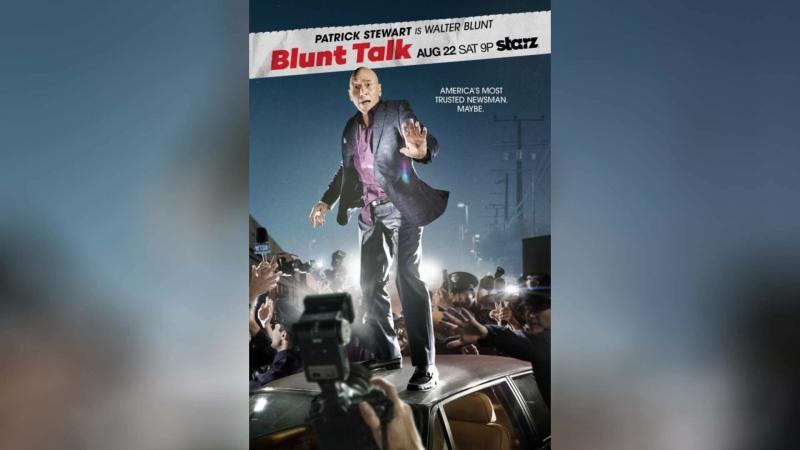 Блант говорит (2015