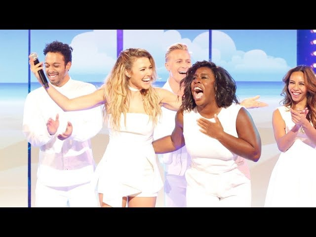 Rachel Platten Uzo Aduba - Fight Song (Lip Sync Battle)