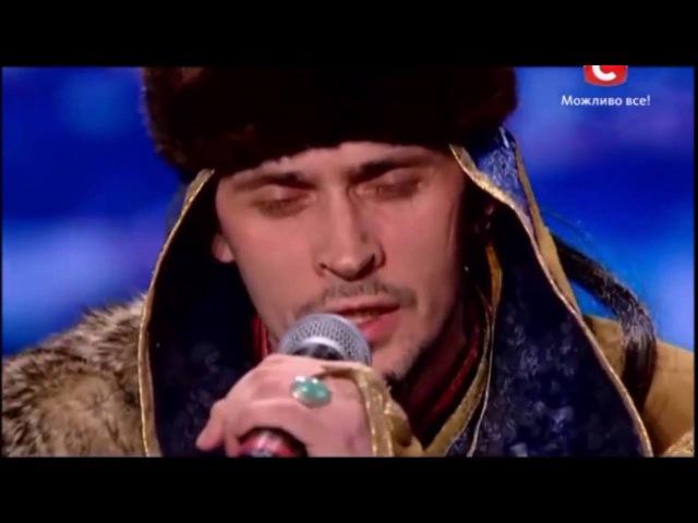 Eski Türk Hömey ile Ağız Kopuzunu Elektronik Müzikle Birleştiren Altaylı Kam Turhan