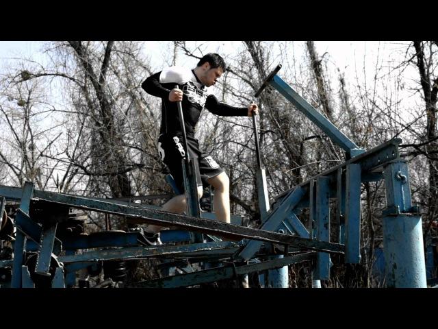 Dmitriy Melenevskiy Under Armour MMA Hard Workout Motivation