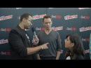Shut Eye - Jeffery Donnovan Interview - NYCC2017