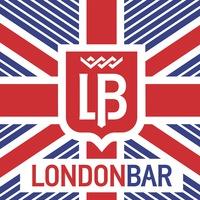 Логотип LondonBar / Лондон Бар Новосибирск
