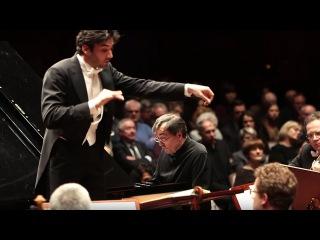 Beethoven: 5. Klavierkonzert ∙ hr-Sinfonieorchester ∙ Pierre-Laurent Aimard ∙ David Afkham