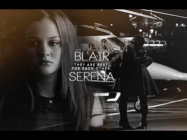 Blair and serena || sweet