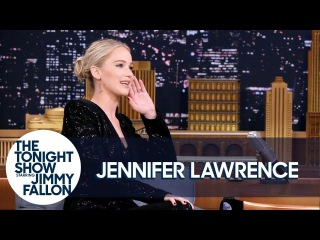 Jennifer Lawrence's Mom Revealed Her Horse Died During a Cheerleading Competition