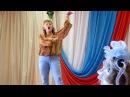 Новое, интересное! Танец живота, учительница танцует для детей.
