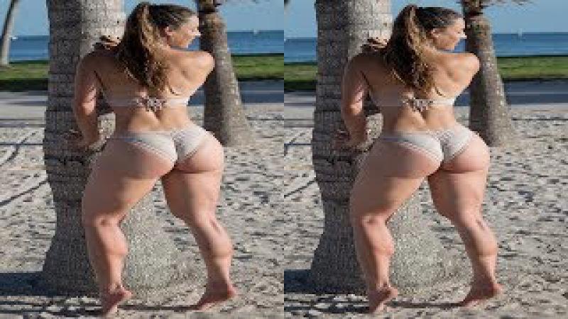 Strong Muscular Women Linda Durbesson