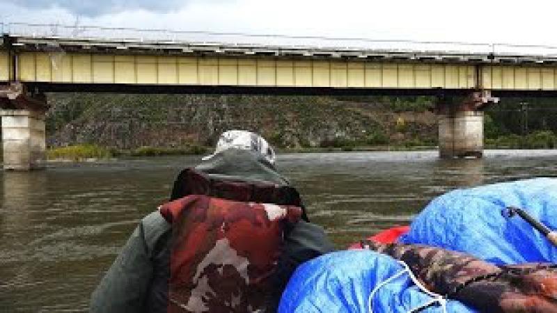 Забайкалье Река Онон 2016 день третий обыденный