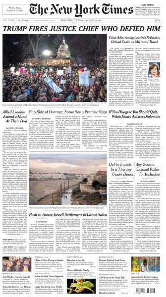 The New York Times January 31 2017 FreeMags
