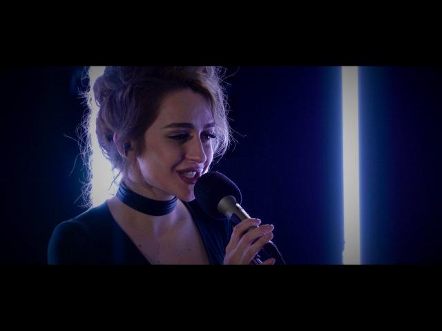 Flume Chet Faker Drop the Game Live cover by Bella Morgoeva