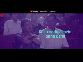 Aaj se teri song movie padman