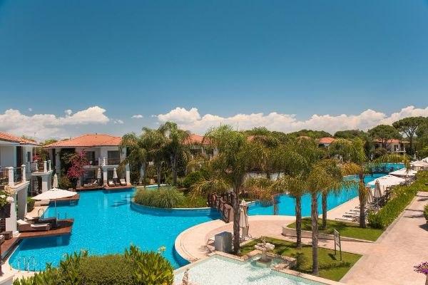 Отели Турции с подогреваемыми открытыми бассейнами, изображение №6