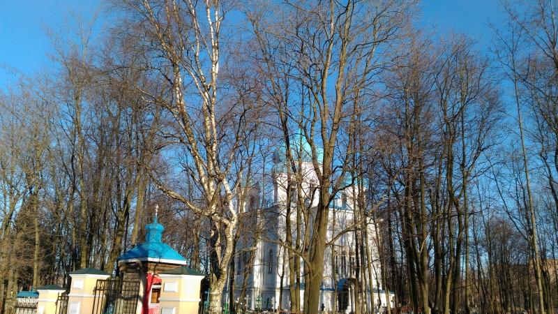 делегация от Карьялы отметилась на звоннице Крестовоздвиженской церкви 2