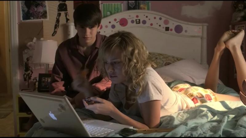 Brie Larson - United states of Tara 2x05 [1]