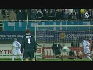"""""""Леганес"""" 3-4 """"Реал Мадрид"""". Кубок Испании 2003-2004. 2 раунд"""