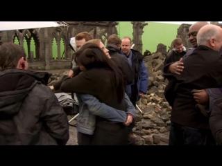 Последний день съемок Гарри Поттера