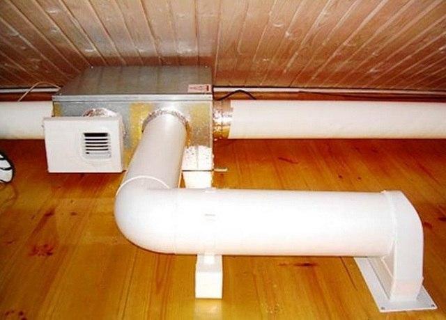 Вентиляция в бане, изображение №3